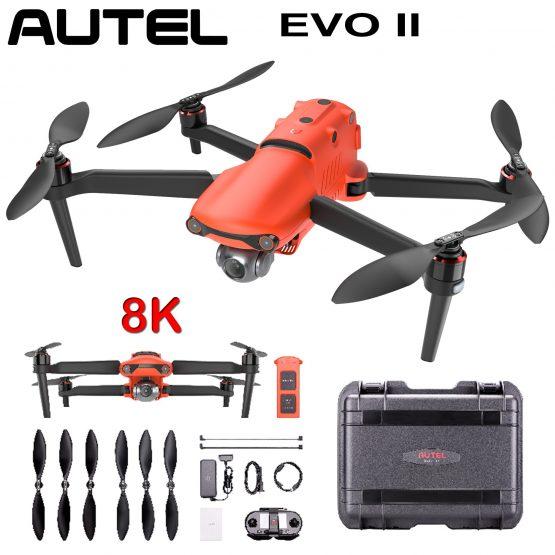 Brand New Autel Robotics EVO Drone Quadcopter Camera 8K 60fps Ultra HD Video Photos Portable(Set Edition