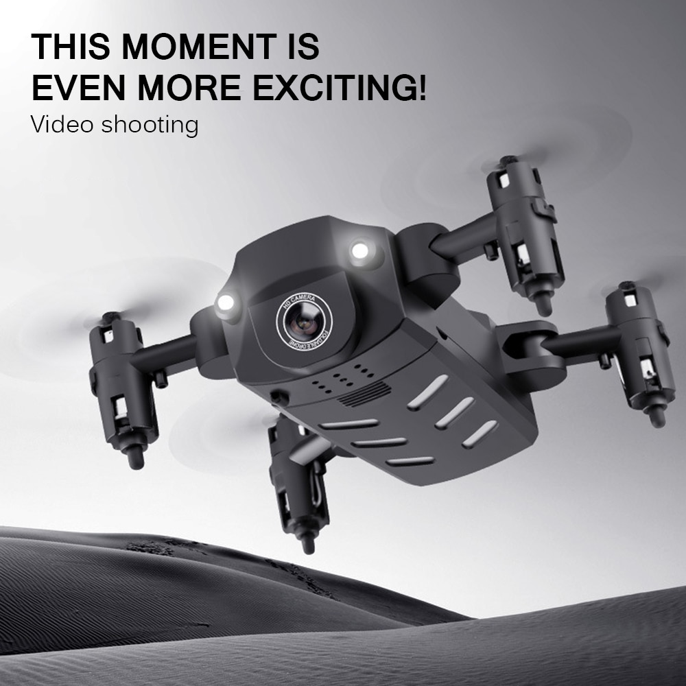 Mini Folding Drone Aerial Folding Quadcopter Phone Controlling Remote Control Aircraft Drones Aircraft Drones With Camera Hd