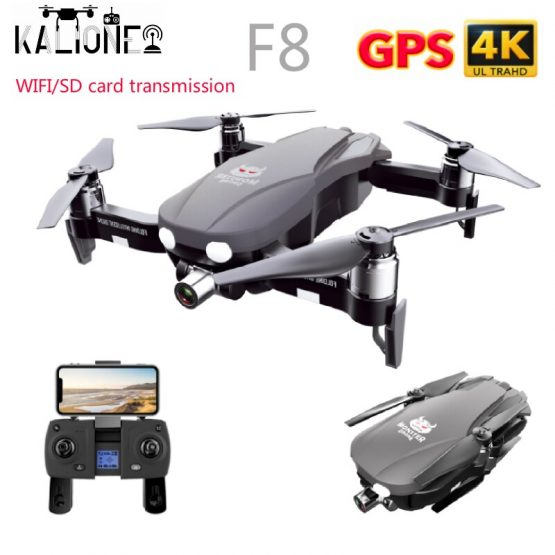 F8 GPS Drone 4K Two-Axis Anti-Shake Self-stabilizing gimbal Camera Quadrocopter RC Helicopter SD card profissional VS F11 L109