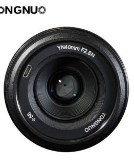 YONGNUO YN 40mm F2.8 Camera Lens for Nikon YN40 Lenses AF MF Standard Prime Lens for Nikon DSLR Cameras