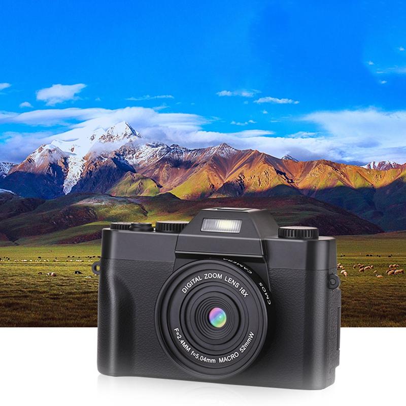WIFI Camera 4K HD 30 Million Pixel Entry Mini Single Digital Camera Home Travel Belt