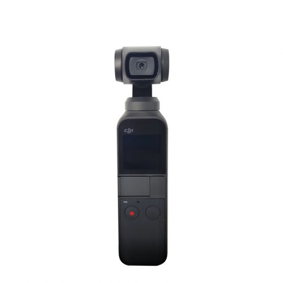DJI Osmo Pocket 3-axis Stabilized Handheld Camera with Smartphone DJI Osmo Pocket 3-axis Stabilized Handheld Camera with Smartphone 4K 60fps Video option Expansion Kit/Micro SD Card