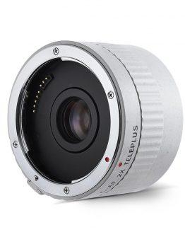 VILTROX C-AF 2X AF Auto Focus Teleconverter Lens Extender Magnification Camera Lenses for Canon EF Mount Lens DSLR Camera