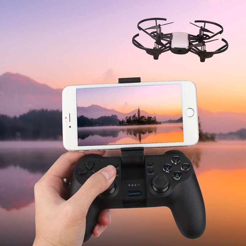 Tello GameSir T1 Remote Controller Joystick Handle For ios7.0+ Android 4.0+ for tello Drone Accessories also for game operation