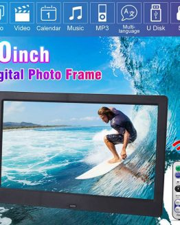 7 /8/10 inch Screen Digital Photo Frame HD 1024x600 LED Backlight Full Function Picture Video Electronic Album Gift