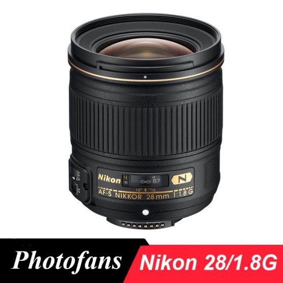 Nikon 28 1.8 G Lens NIKKOR AF-S 28mm f/1.8G Lenses for Nikon DSLR Camera