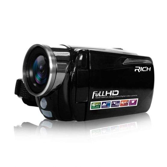 Portable Infrared Video camera 1080P HD 16x Zoom Portable Infrared Video camera 1080P HD 16x Zoom 3.0'' TFT LCD Digital Video Camcorder Camera DV DVR Support for night shooting