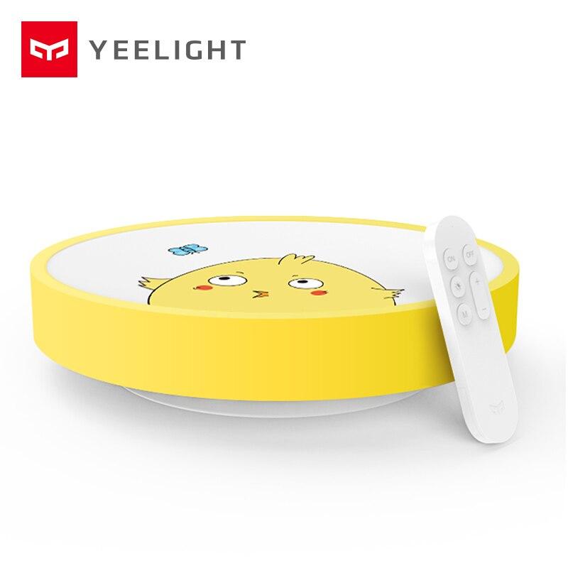 Original Yeelight Kids Ceiling Light Lamp IP60 Dustproof WIFI And Bluetooth Wireless Smart Home APP Remote Control