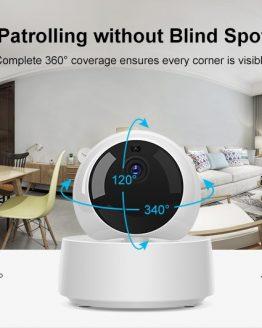 SONOFF GK-200MP2-B 1080P HD Mini Smart Home Wifi Wireless IP Camera IR Night Vision Baby Monitor Surveillance Security Cameras