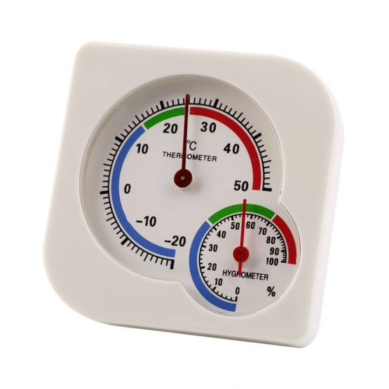 Indoor Outdoor MIni Wet Hygrometer Humidity Thermometer Temperature Meter new arrival smart home tool