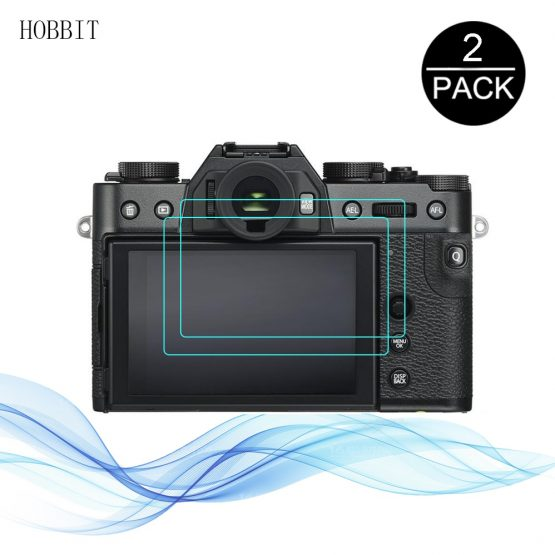 2Pack For FUJI Fujifilm X-T30 0.3mm 2.5D 9H Tempered Glass Fujifilm X-T30 XT30 Digital Camera LCD Screen Protector Film