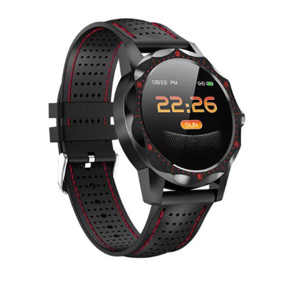 SKY1 Smart Watch Fitness Tracke Band IP68 Waterproof New Smartwatch Men Women Clock Smart Bracelet for IOS Android Phone
