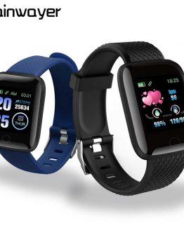 D13 Smart Watches 116 Plus Heart Rate Watch Smart Wristband