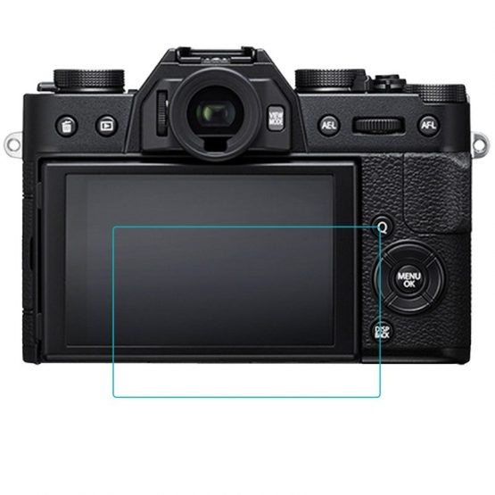 Tempered Glass Film Camera LCD Screen Protector Guard For Fuji Fujifilm XT10/XT20/XA2/XA3/XA10/XT1/XT2/XM2/XE2S/XT3/XT30
