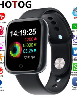 Smart Watch Men Women Heart Rate Tracker smartwatch Blood Pressure Oxygen Monitor Push Message Sport Fitness Tracker Smart Watch