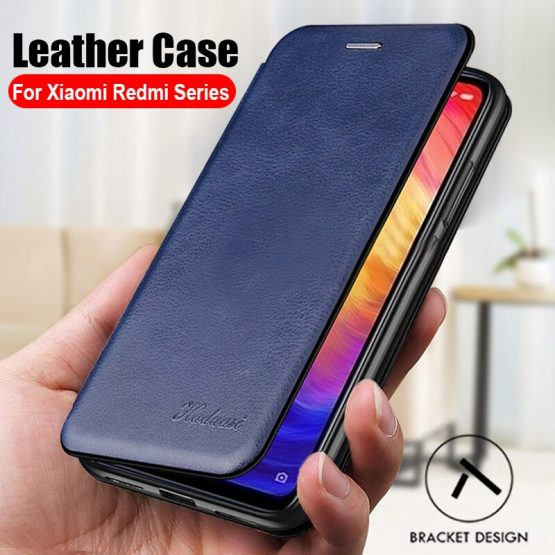 Luxury leather flip phone case for xiaomi redmi note 9s 8t 7 8 not 9 pro 9a 7a 8a cases cover on xiomi mi 9 lite a3 wallet coque