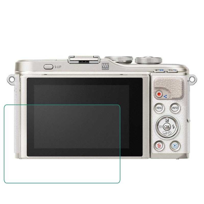 Tempered Glass Protector Cover for Olympus PEN E-P5 E-PL9 E-PL8 E-PL7 EPL9 EPL8 EPL7 EP5 Camera LCD Screen Protective Film Guard