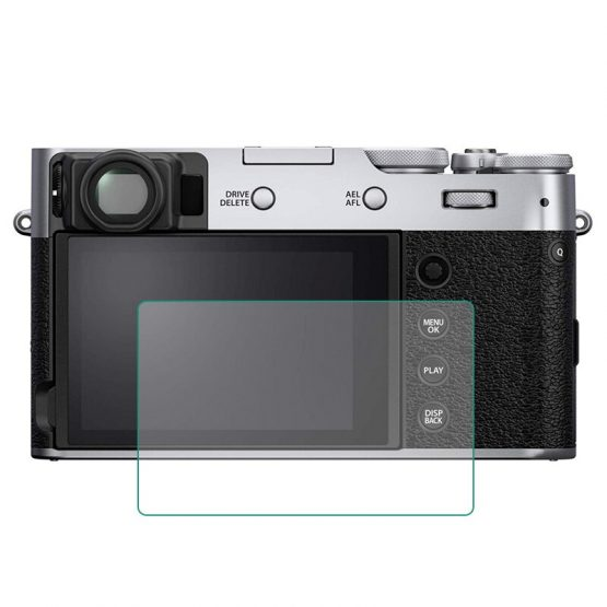 Tempered Glass Protector Cover For fujifilm X-100V X100V Digital Camera LCD Display Screen Protective Film Guard Protection