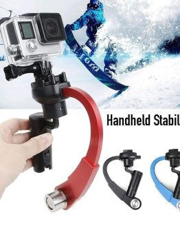 Mini Handheld Camera Stabilizer Video Steadicam Gimbal For Go Pro Hero Series SJCam EKEN Other Sport Action Camera Accessories