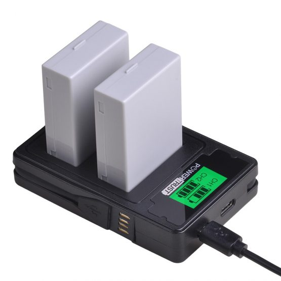 LP-E8 1800mAh LPE8 LP E8 Battery AKKU and LCD Dual Charger for Canon EOS 550D EOS 600D EOS 700D EOS Rebel T2i T3i T4i T5i X4
