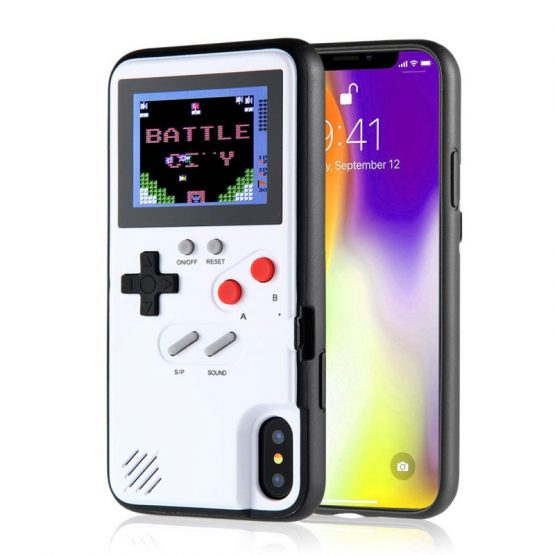 Retro GB Gameboy Tetris Phone Cases for iPhone 6 6s 7 7 8 Plus 11 Pro X XS X XR Max Soft TPU Play Table Blokus Console Game