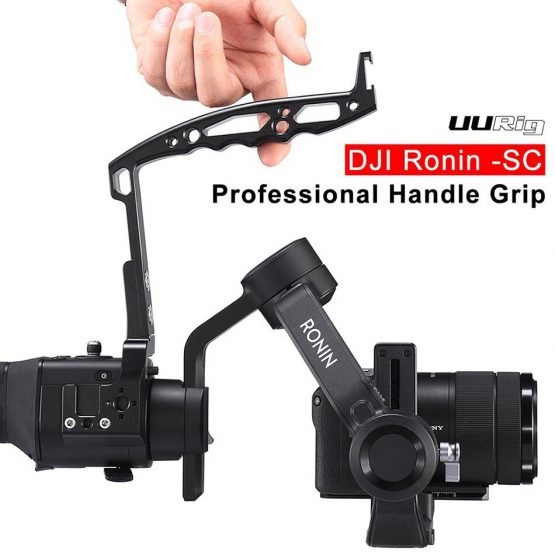 New DH12 Handheld Hand Grip Camera Stabilizer Gimbal for Dji Ronin SC Mount Handle Holder Grip Camera Stabilizer r60