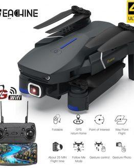 4K/1080P HD Wide Angle Camera High Hold Mode