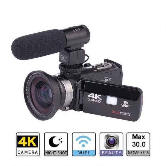 Original Action Camera Ultra HD 4K WiFi Remote Control Sports Video Camcorder DVR DV Go Waterproof Pro Camera