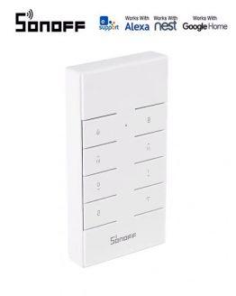 2Pcs SONOFF RM433 Remote Controller Smart Home Portable Remote Control Suitable For Most SONOFF Devices