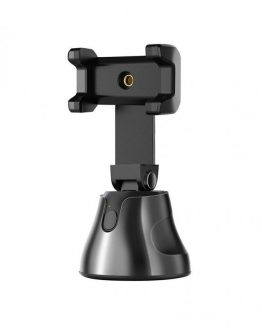 360 Degree Smart Follow-Up Gimbal Mobile Phone Holder Selfie Stick for Photo Vlog Real-Time Video Recording Photos