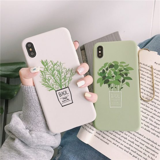 Cute Cartoon Phone Case For iPhone 6 6S 7 8 Plus Case Silicone Soft Candy TPU Cover Case For iPhone X XR XS MAX 11 Pro MAX