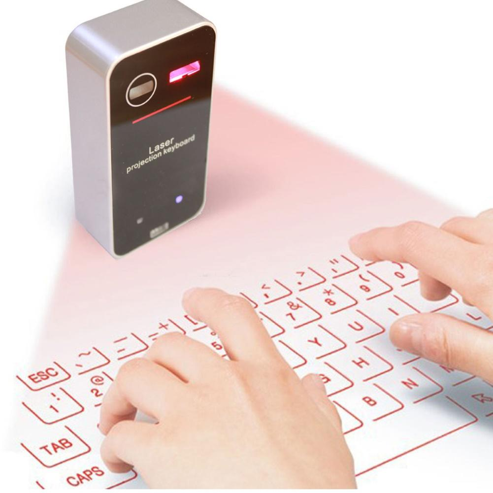 Wireless Virtual Projection keyboard for Android Iphone