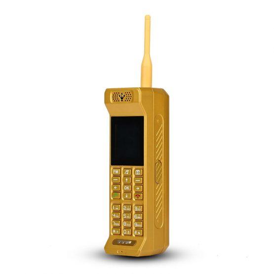 Retro Mobile Phone Loud Speaker Bright Flashligh Powerbank Classic Small Fast Dial Magic Voice Changer Bluetooth Cellphone
