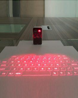 Bluetooth Laser keyboard Wireless Virtual Projection