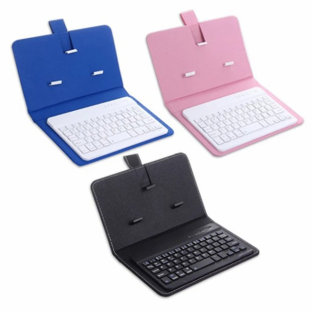 Wireless Three System Universal Leather Case For Apple