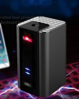 Virtual Laser Keyboard Bluetooth Projector