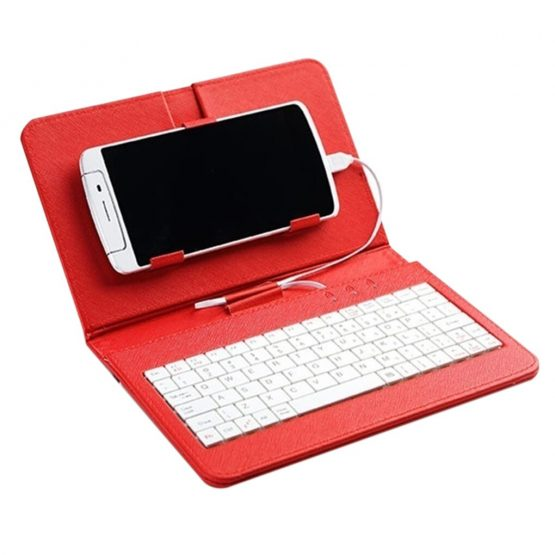 Keyboard Case for Samsung  Protective Keyboard For 4.8-6.0 inch