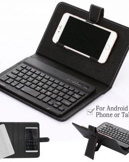 Keyboard Case for iPhone iPad Huawei Xiaomi