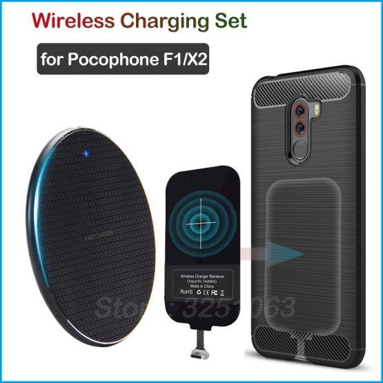 Xiaomi Pocophone F1 X2 Poco X2 Wireless Charger+