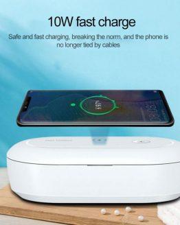 UV ozone mobile phone Sterilizer Box Disinfection