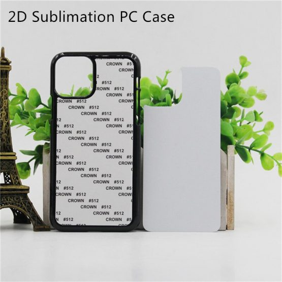 2D Sublimation Case For iPhone 11 12 Pro Max 6S