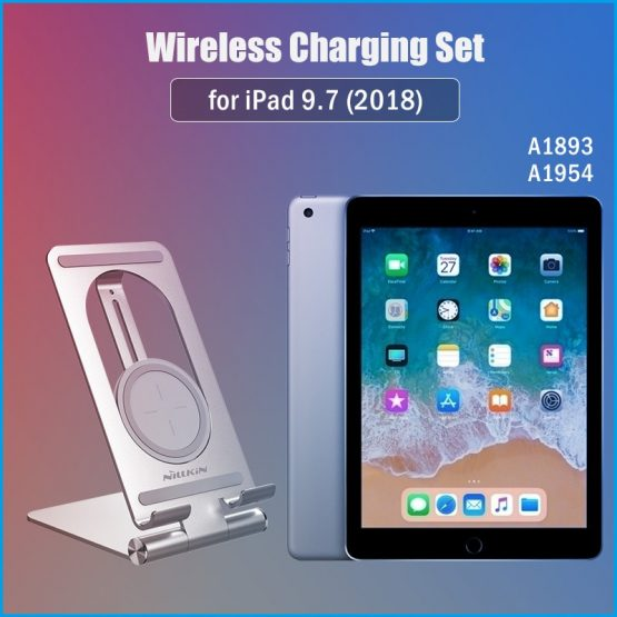 Qi 10W Fast Tablet Wireless Charging for iPad 9.7