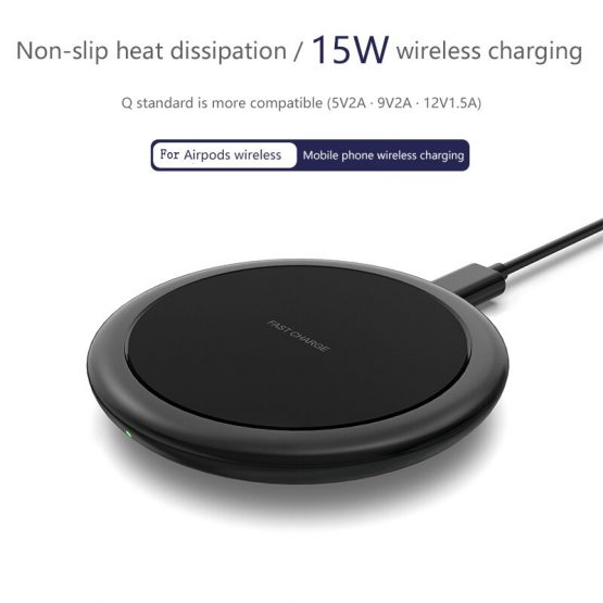15W qi Wireless Charger for Blackview BV9900 Pro