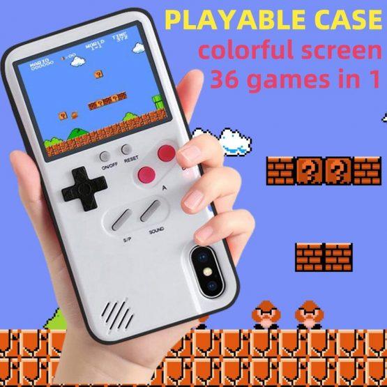 Retro Game Boy Case for Samsung Galaxy S10 Note 10 S