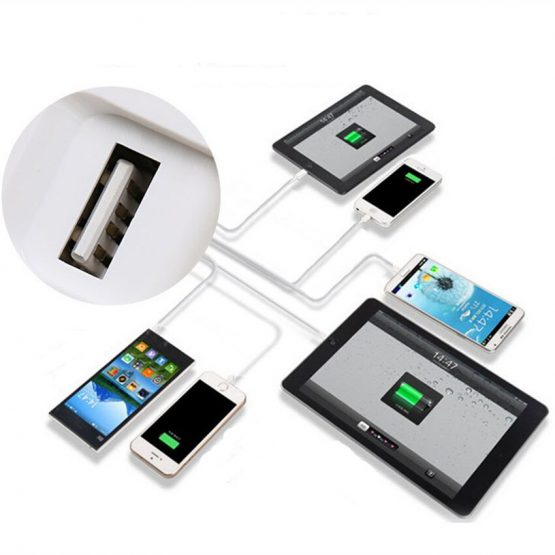 Mobile Phone Docking Station 4 Usb c Dock Station