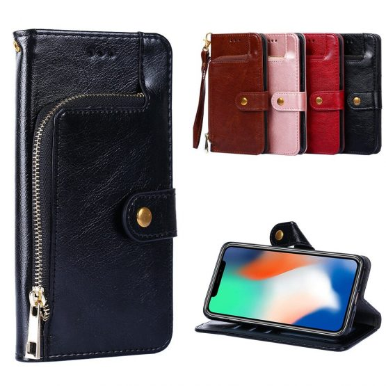 Wallet phone bag case cards holder for Apple iphone 12