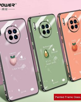 Cartoon Fruit Painted Pill Case for Huawei M6 10.8-Inch Cover