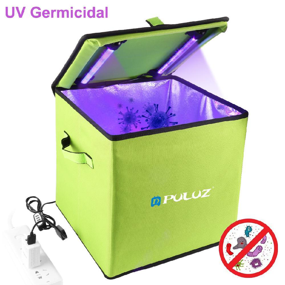 Mobile Phone Sterilizer PULUZ 30cm UV Light Germicidal Sterilizer