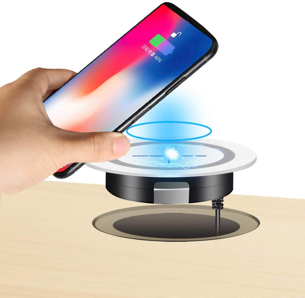 Power Charging Pad Compatible iPhone11/11Pro