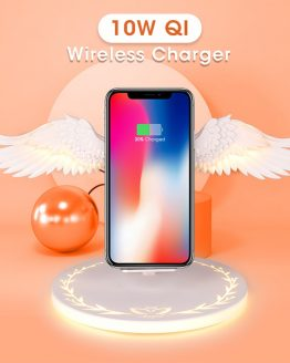 QI Wireless Charger for iPhone 11 Pro 8 XR XS Max 10W